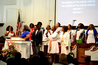 August 1, 2015, Dallas City Temple Worship Service, Photos by Levenus Wright
