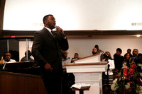 August 20, 2016 Dallas City Temple Worship Service by Orville Brown