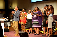 July 1, 2017  City Temple Worship Service, Photos by Levenis Wright