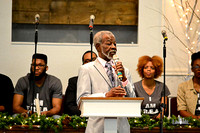 December 26, 2015,  Dallas City Temple Worship Service, Photos By Levenus Wright