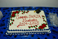 SWAJA Graduation Ceremony, Photos by Orville Brown